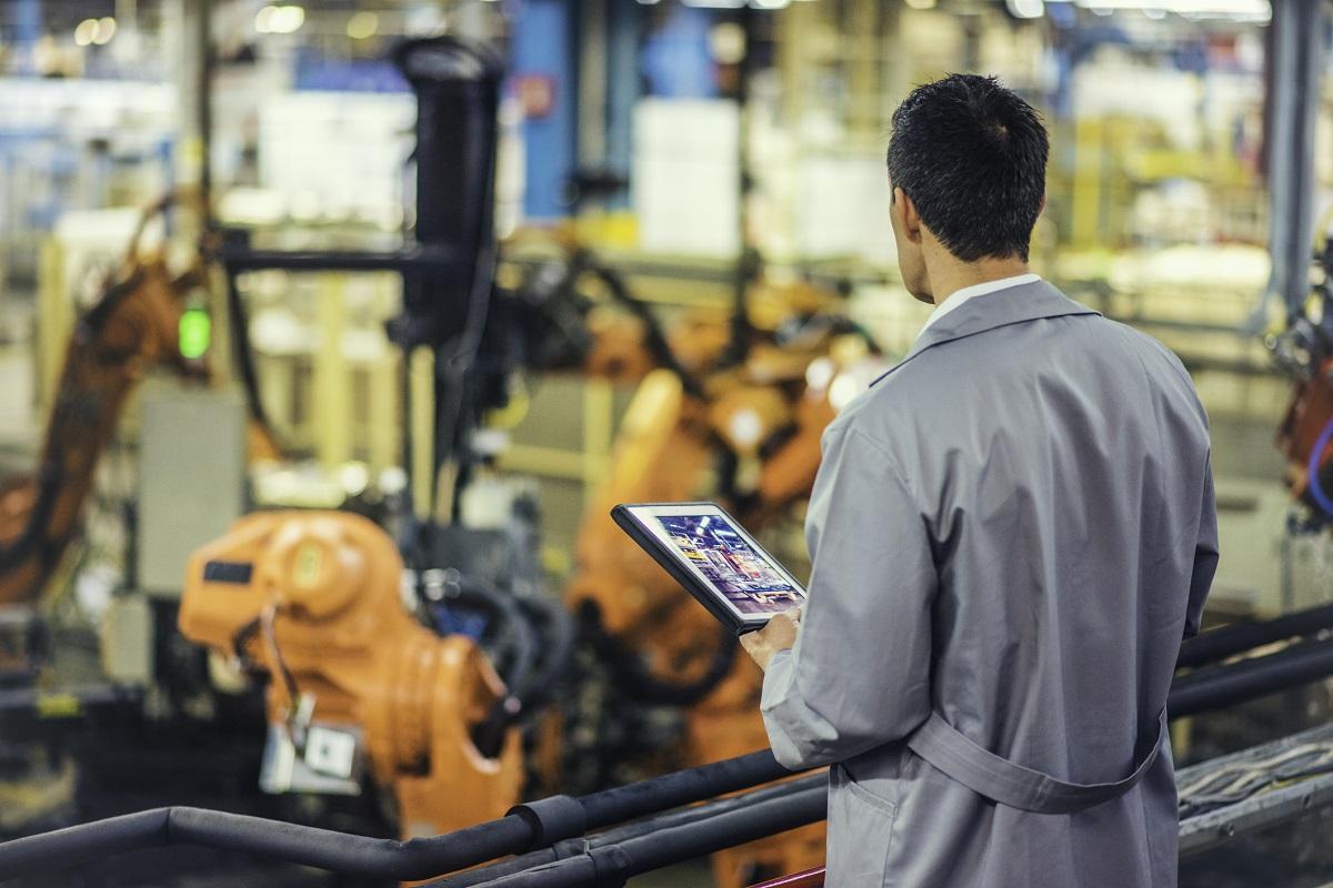 automatyka przemysłu